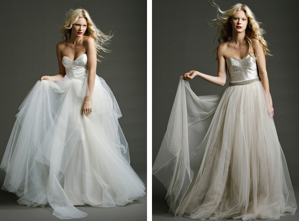 Tulle Gowns